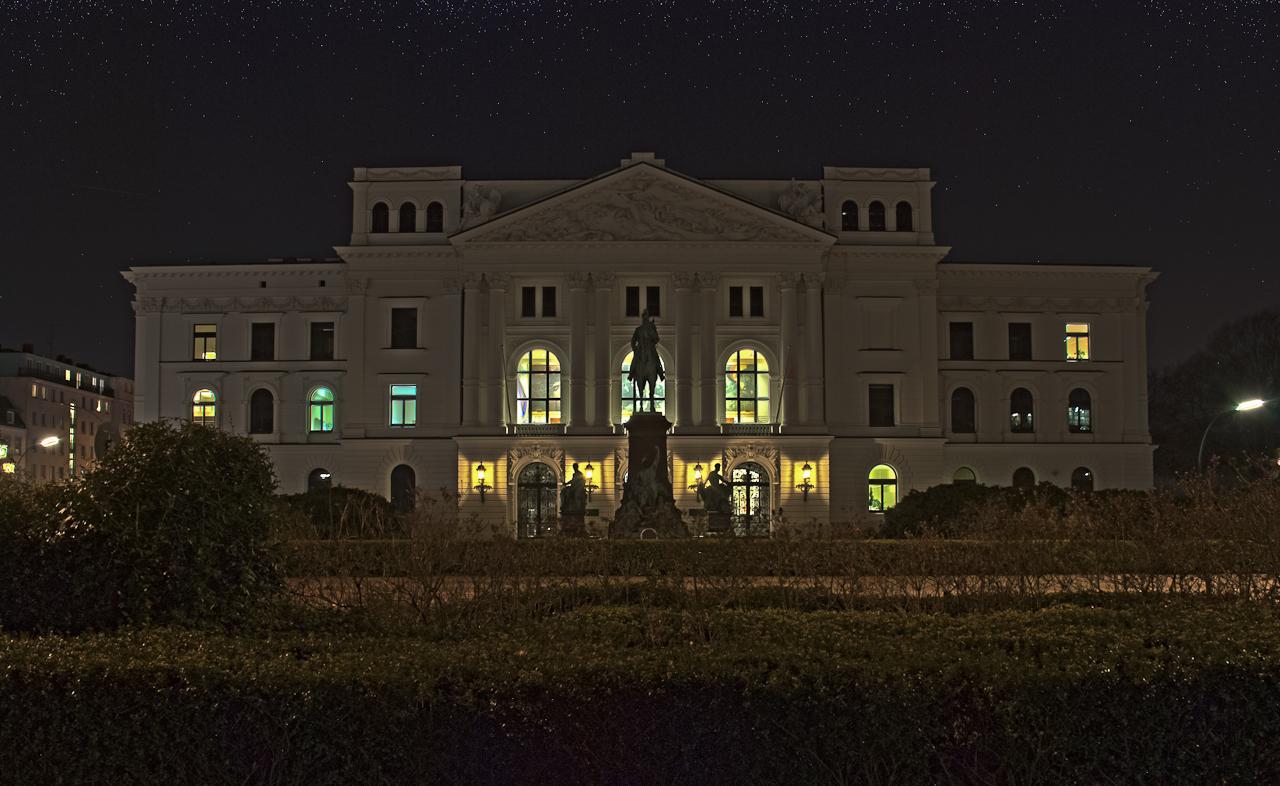 Das Altonaer Rathaus