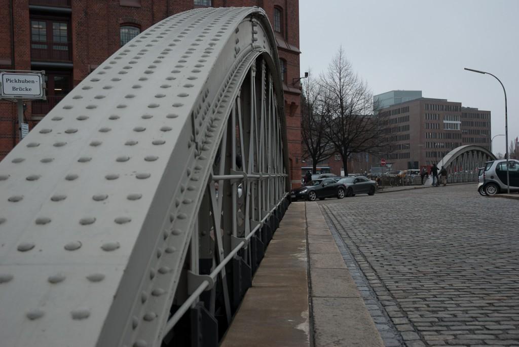 Pickhuben-Brücke 2